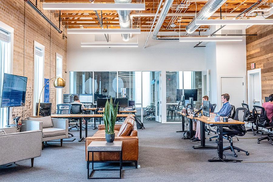 New brach office set up